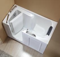 Ванна для людей с частичной утратой опорно-двигательных функции WOMA Q373