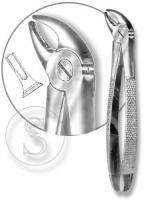 Щипцы для удаления молочных резцов нижней челюсти, №38