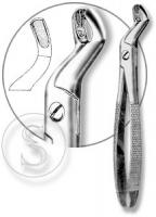 Щипцы для удаления третьих моляров верхней челюсти, №67