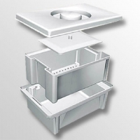 Емкость-контейнер полимерный ЕДПО