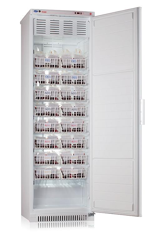 Холодильник для хранения крови ХК-400-1