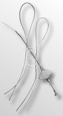 Игла для пункции и дренирования гайморовой пазухи (П)