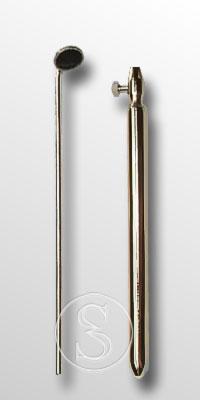 Зеркало носоглоточное D 12 mm