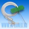 Катетер для вливания в малые вены (игла-бабочка) (10 шт)