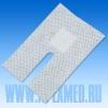 Фиксирующий пластырь для в/венных катетеров 6х8 см (50 шт)